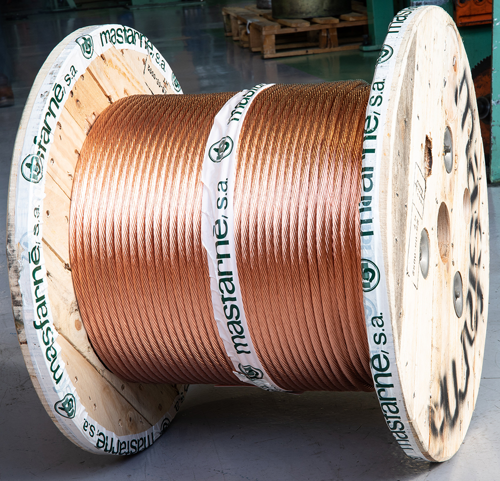 Copper wires manufacturer
