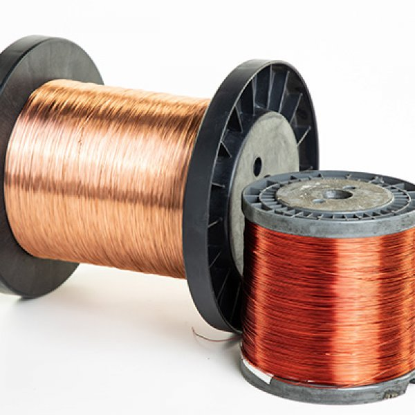 Wire annealed electrolytic copper